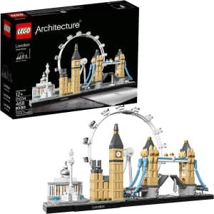 LEGO Architecture London Skyline Set for $32