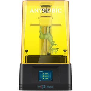 ANYCUBIC Photon UV LCD 3D Printer Assembled Innovation with 2.8'' Smart Touch Color Screen Off-line for $380