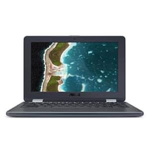 "Asus Chromebook Flip C213SA-YS02 Intel N3350 11.6"" touch laptop w/ 4GB RAM & 32GB eMMC for $373"