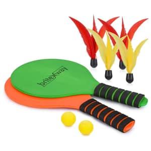 Paddle Ball Game Bundle for $7