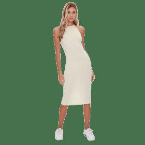 Forever 21 Women's Sleeveless Bodycon Dress for $7