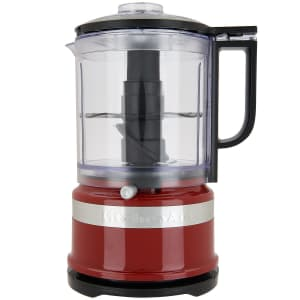 KitchenAid 5-Cup One-Touch 2-Speed Food Chopper for $42