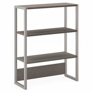 Bush Furniture Bush Business Furniture Office by kathy ireland Method Bookcase Hutch, Cocoa for $169