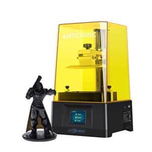 ANYCUBIC Photon Mono Resin Printer, UV LCD Photocuring 3D Printer, 6.08'' 2K Monochrome Screen, for $250