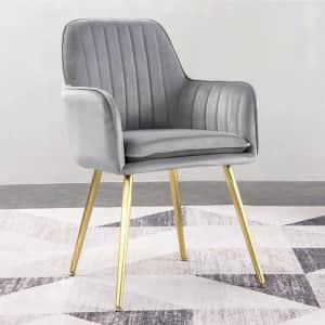 Homary Mid-Century Velvet Dining Chair 2-Pc. Set from $230