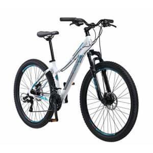 "Schwinn 27.5"" Aluminum Comp Women's Mountain Bike, White for $597"