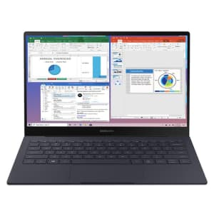 "Samsung Galaxy Book S 13.3"" Laptop w/ 256GB SSD for $750"