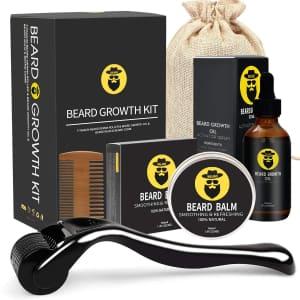 Naland Beard Growth Kit for $30
