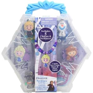 Tara Toys Frozen 2 Necklace Activity Set for $13