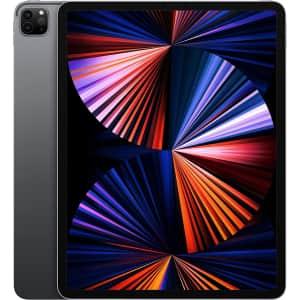 "5th-Gen. Apple iPad Pro 12.9"" 128GB WiFi Tablet (2021) for $999"