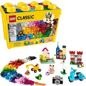 LEGO Classic Large Creative Brick Box for $38