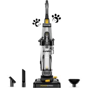Eureka PowerSpeed Bagless Upright Vacuum Cleaner for $95