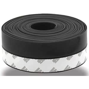 Yiss 19.68-Ft. Weather Strip Door Seal for $6