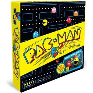Buffalo Games Pac-Man Board Game for $28