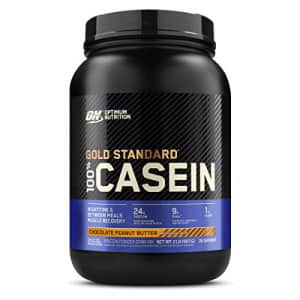 Optimum Nutrition Gold Standard 100% Micellar Casein Protein Powder, Slow Digesting, Helps Keep You for $35