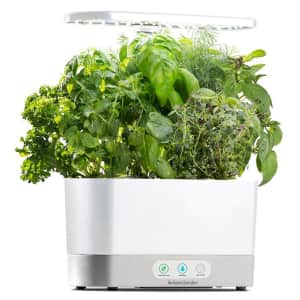 AeroGarden Harvest Indoor Hydroponic Garden w/ Gourmet Herb Seed Kit for $100