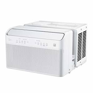 Midea 8,000-BTU U-Shaped Inverter Window Air Conditioner for $519