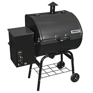 Camp Chef PG24STX SmokePro Pellet & Smoker with Digital Controls & Stainless Temp Probe for $470