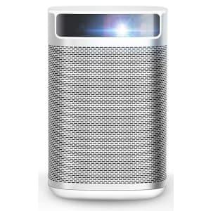 XGIMI Mogo Pro Mini Portable DLP Projector for $500