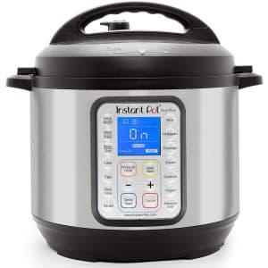 Instant Pot Duo Plus 9-in-1 8-Quart Pressure Cooker for $120