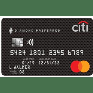 Citi® Diamond Preferred® Card at MileValue: 0% Intro APR for 18 months, no annual fee