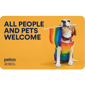 PetCo Gift Cards at CashStar: 10% off