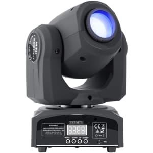 Zkymzl 25W Moving Head LED Spot Light for $63