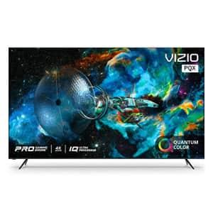 """VIZIO P-Series Quantum X 65"""""""" Class (64.5"""""""" diag) 4K HDR Smart TV (P65QX-H1) for $2,290"""