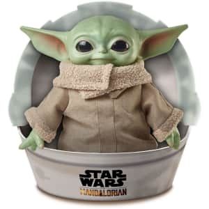"Mattel The Star Wars Child 11"" Plush for $20"