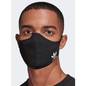 adidas Face Covers 3-Pack: 2 for $30