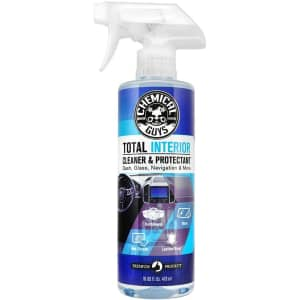 Chemical Guys Total Interior Cleaner & Protectant 16-oz. Spray Bottle for $10