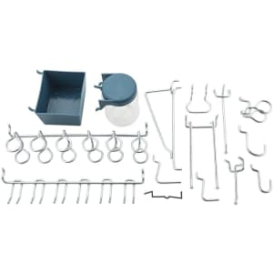 National Hardware 43-Piece Peg Hook Assortment for $13