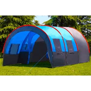 Americans 10-Person Travel Tunnel Tent for $145