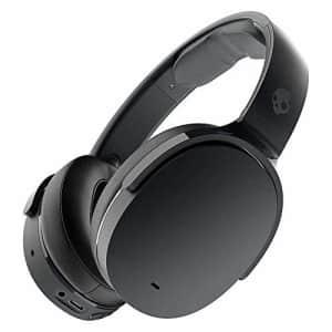 Skullcandy Hesh ANC Wireless Noise Cancelling Over-Ear Headphone - True Black (Renewed) for $165