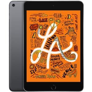 Apple iPad mini 5th-Gen. 256GB WiFi Tablet (2019) for $449