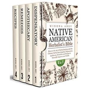 Native American Herbalist's Bible Kindle eBook: Free