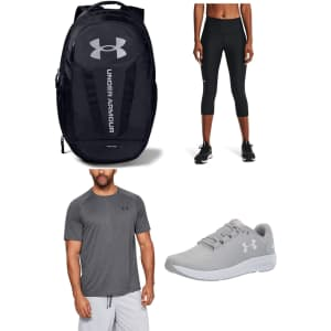 Under Armour at Amazon: Prime Day Prices