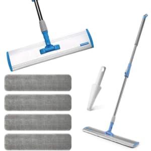 "Youshangjia 18"" Microfiber Dry Mop for $28"