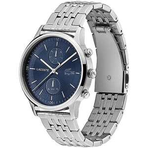 Lacoste Men's Madrid Stainless Steel Watch for $185