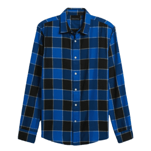 Banana Republic Men's Untucked Cotton-Tencel Shirt for $9