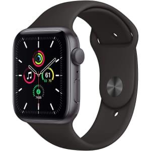 Apple Watch SE 44mm GPS Smartwatch for $360