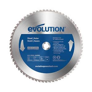 Evolution Power Tools 14BLADEST Steel Cutting Saw Blade, 14-Inch x 66-Tooth for $126