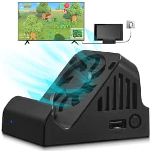 TXLBTTL TV Projection Charging Dock for Switch for $12