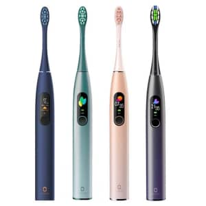 Oclean X Pro Smart Sonic Electric Toothbrush for $45