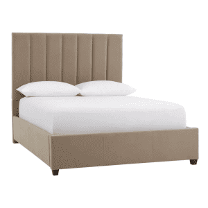 Home Decorators Collection Eastland Upholstered Queen Bed for $402