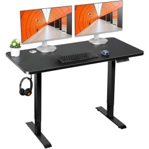 Elived Electric Adjustable Standing Desk for $200