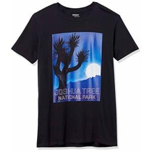 Goodthreads Men's Short-Sleeve National Park Graphic T-Shirt, Joshua Tree, X-Large for $8