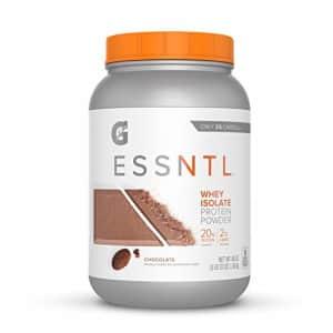 Gatorade G ESSNTL Whey Isolate Protein Powder for $71