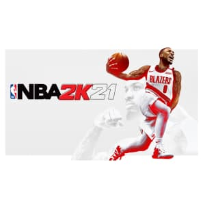 NBA 2K21 for PS4: $9.59