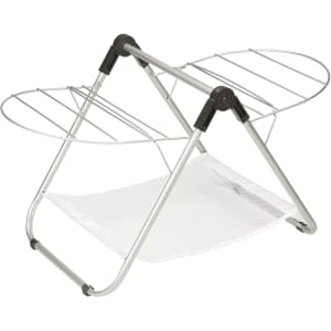 Honey Can Do Tabletop Gullwing Drying Rack for $18